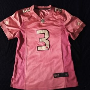 Limited edition pink Wilson Jersey